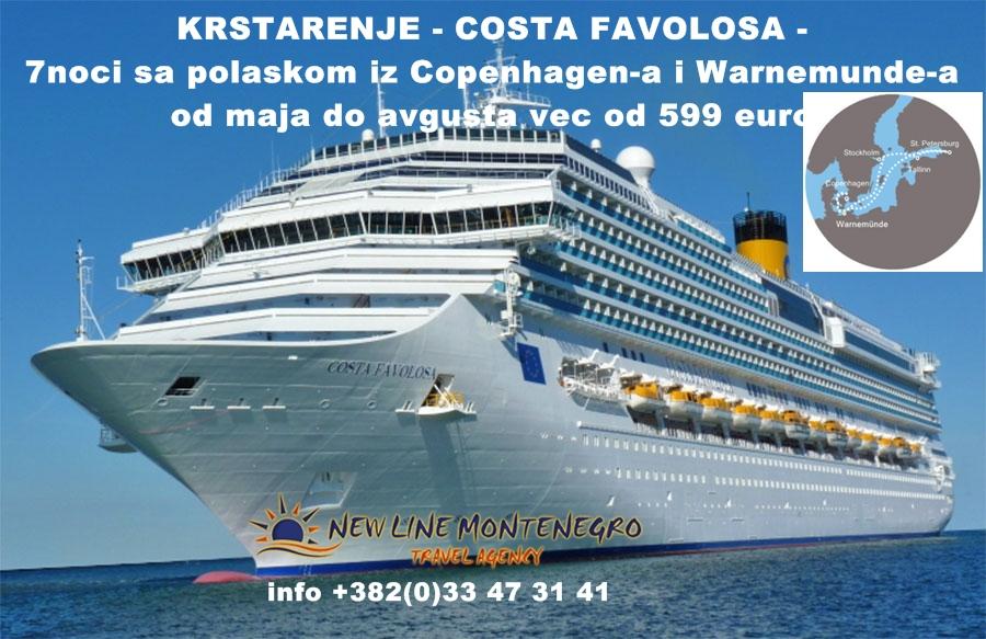 NewLine Montenegro - Zapadni Mediteran - Slika 4