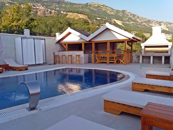 NewLine Montenegro - LUXURY villa with swimming pool - Vila Panorama - Slika 3