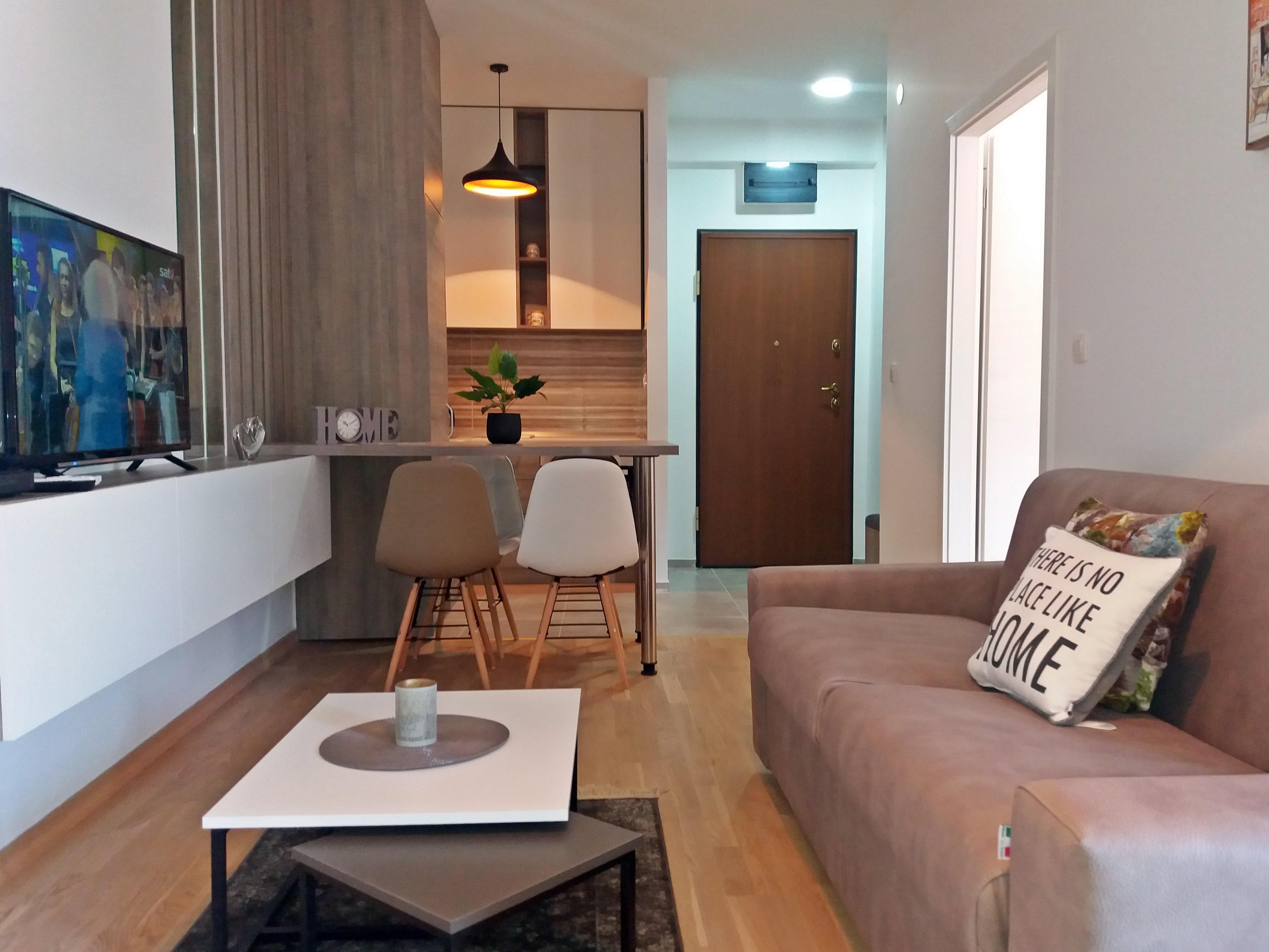 NewLine Montenegro - Luxury City one bedroom apartment C56 - Slika 2