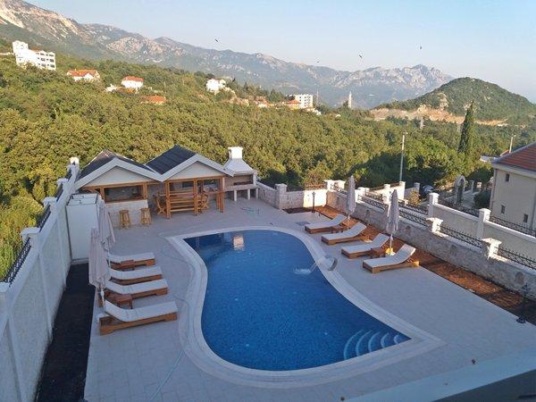 NewLine Montenegro - LUXURY villa with swimming pool - Vila Panorama - Slika 6