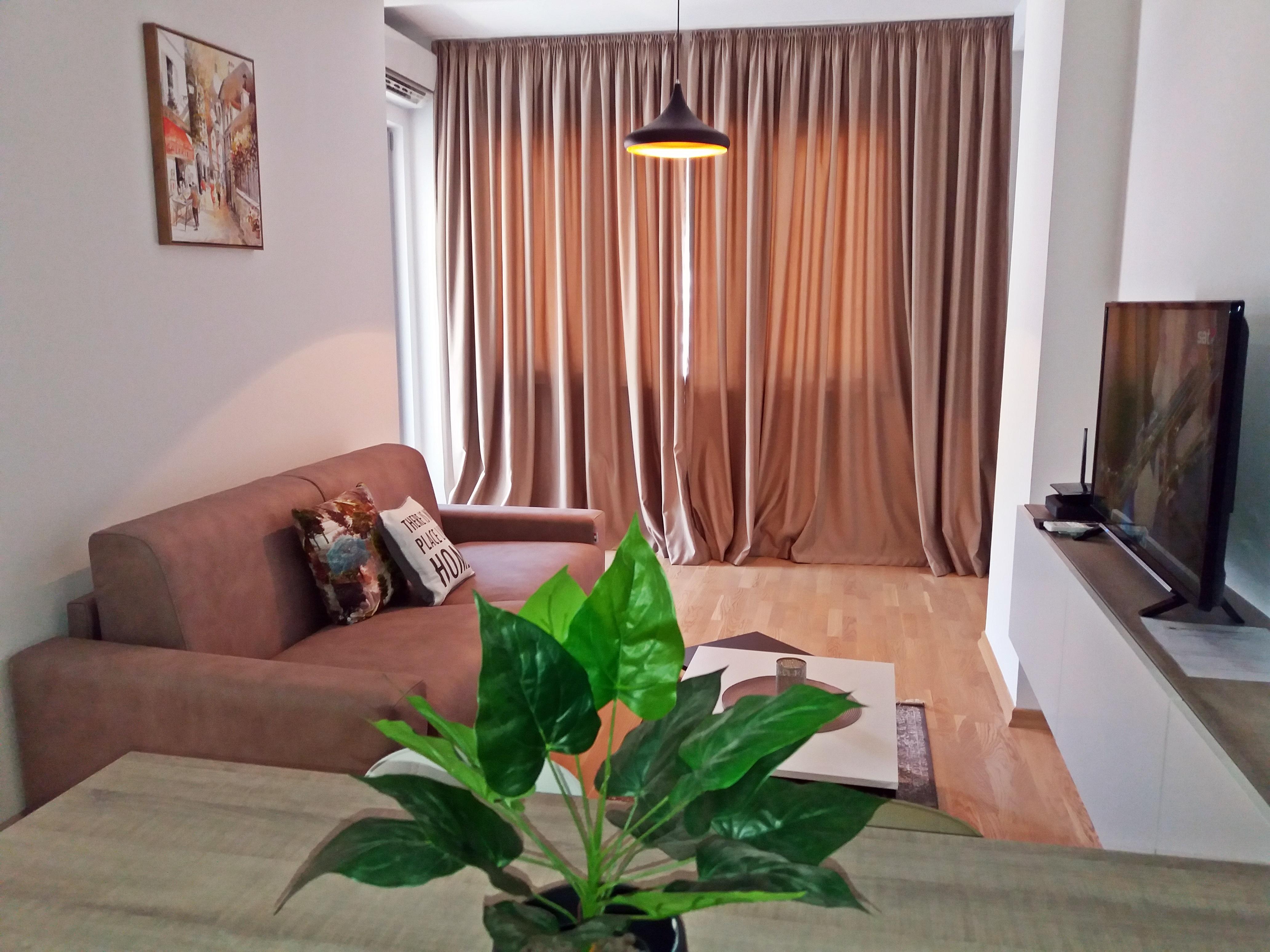 NewLine Montenegro - Luxury City one bedroom apartment C56 - Slika 7