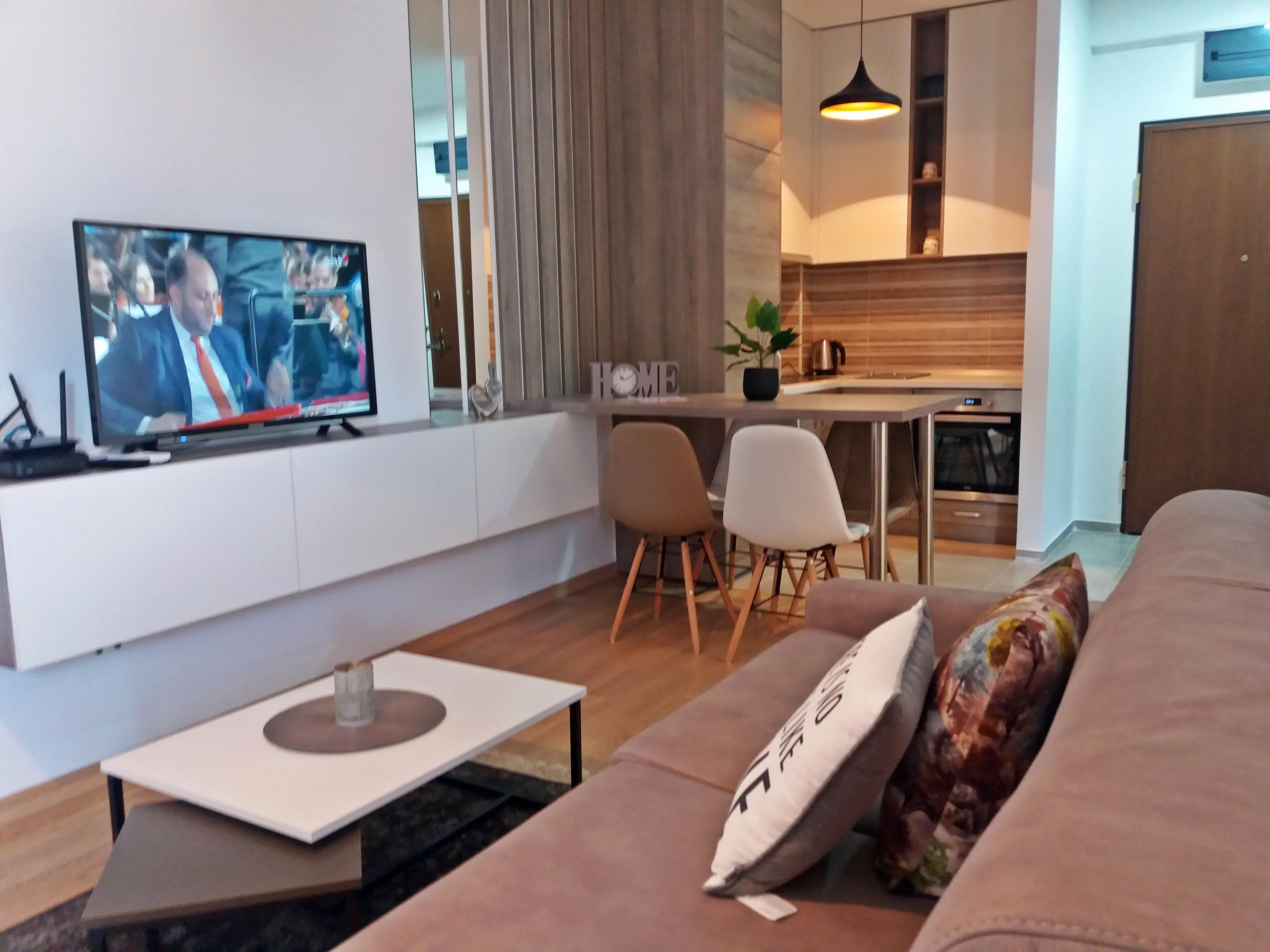 NewLine Montenegro - Luxury City one bedroom apartment C56 - Slika 6