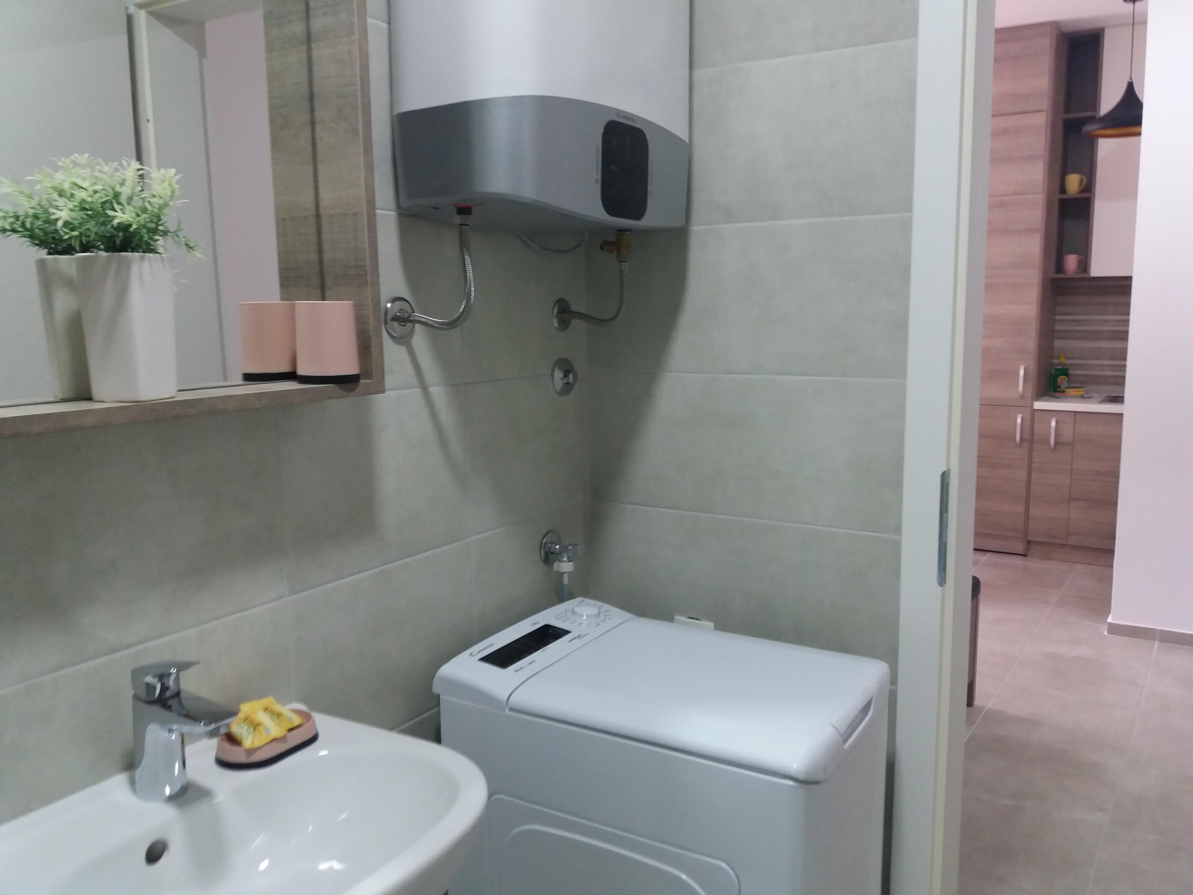 NewLine Montenegro - Luxury City one bedroom apartment C56 - Slika 5
