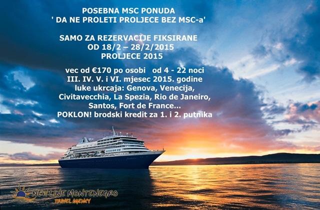 NewLine Montenegro - Zapadni Mediteran - Slika 3