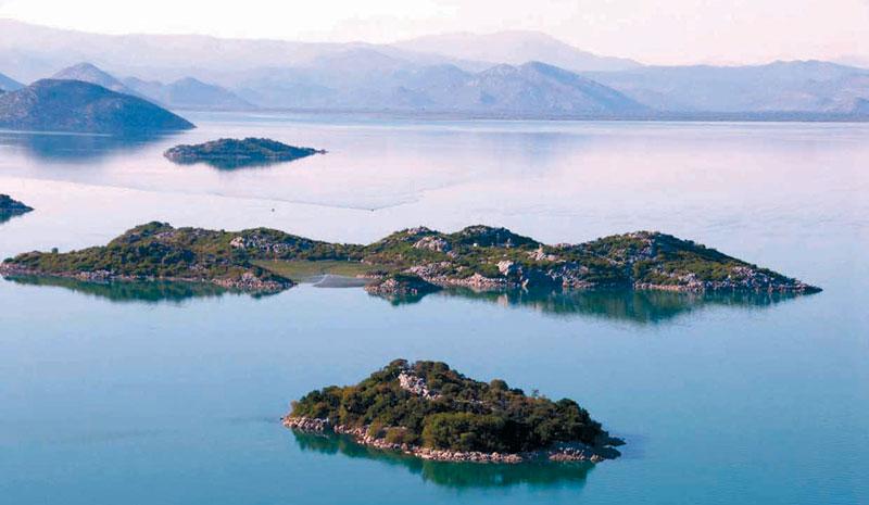 NewLine Montenegro - SKADARSKO JEZERO - Slika 1