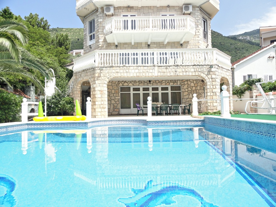 NewLine Montenegro - VILA with swimming pool- 6 bedrooms - Slika 8