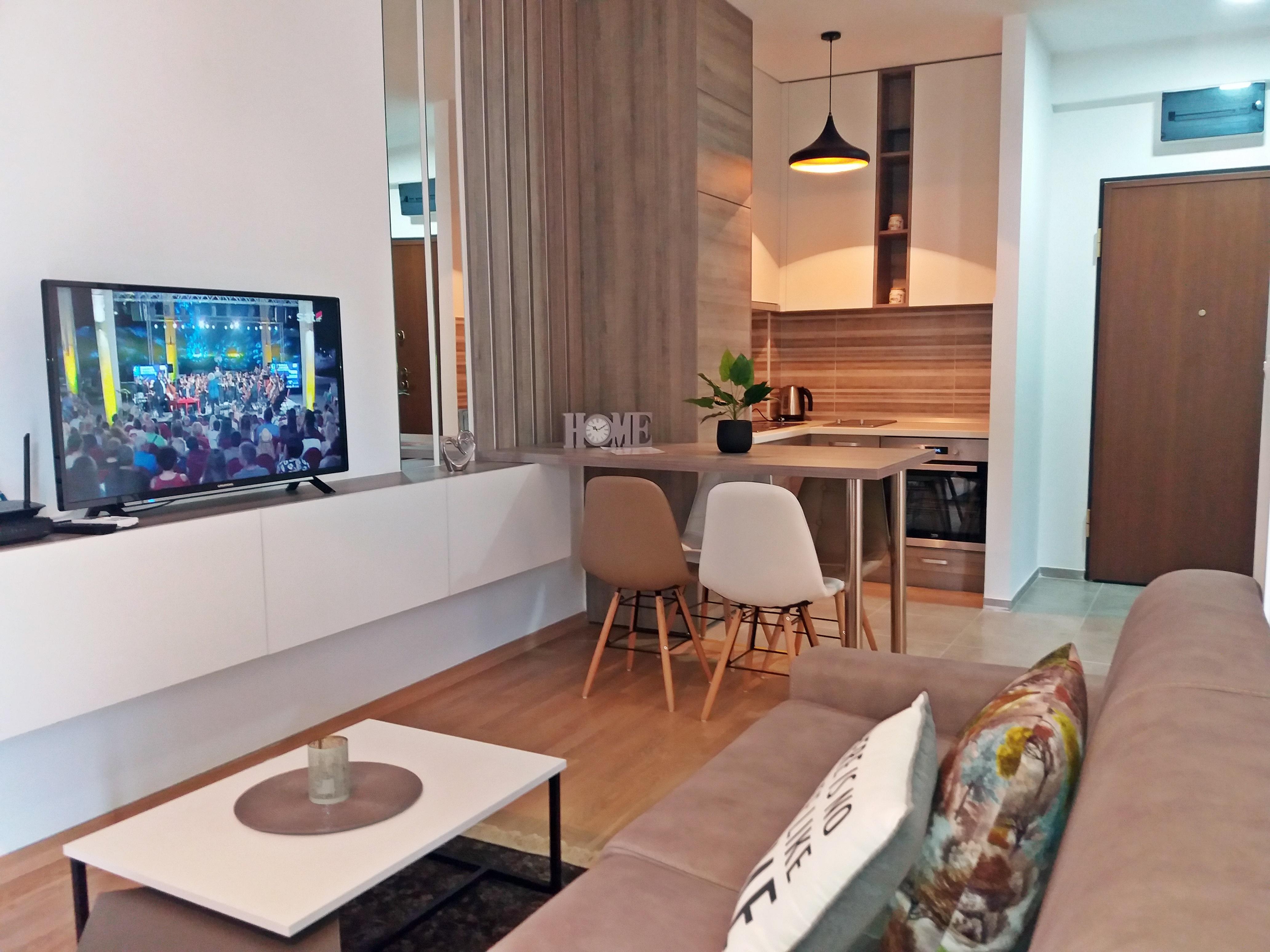 NewLine Montenegro - Luxury City one bedroom apartment C56 - Slika 1