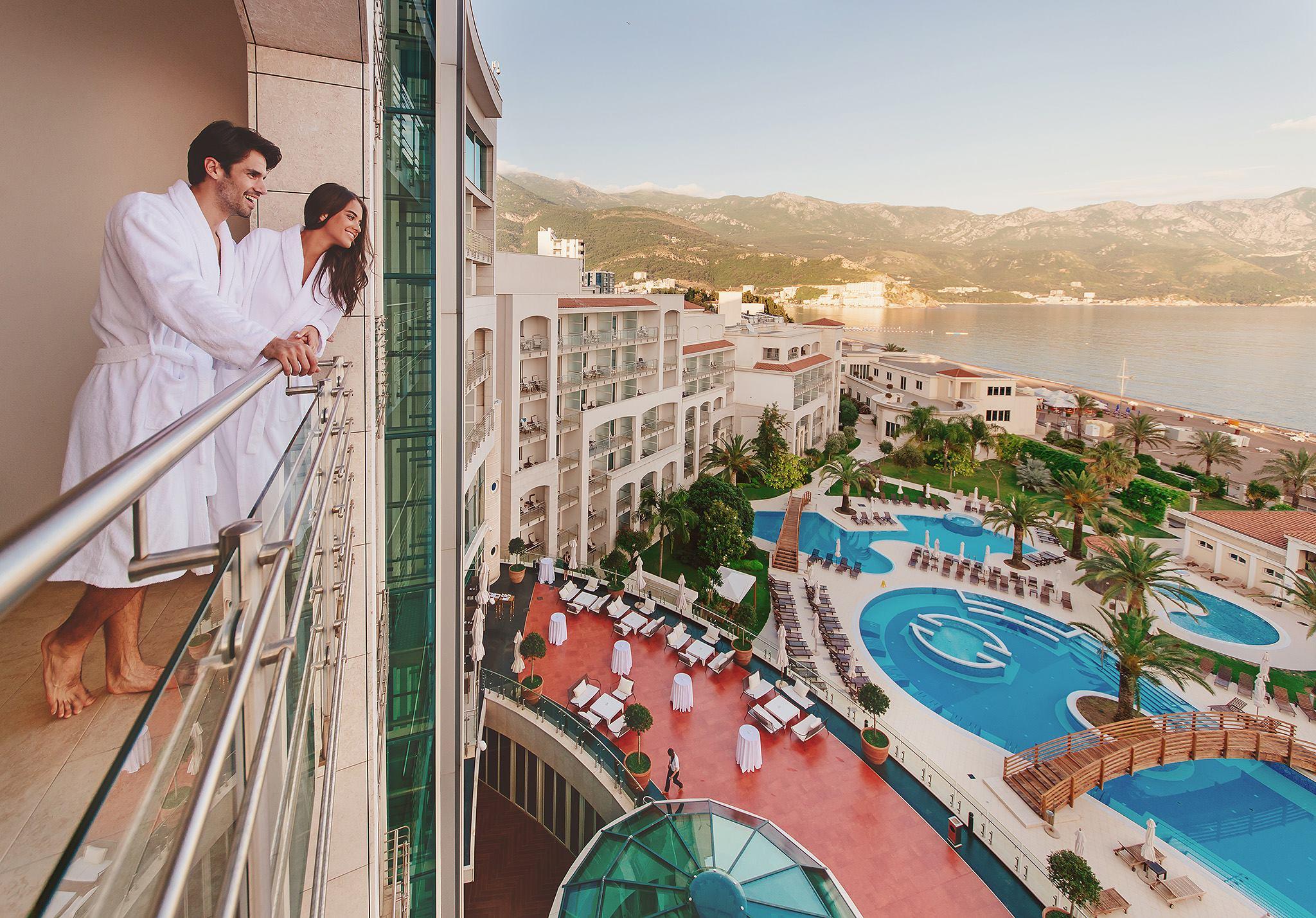 ROMANTIČNI PAKET HOTEL SPLENDID#BECICI