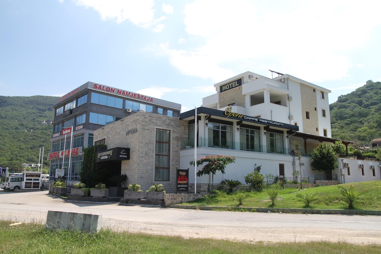 HOTEL KOMPLEX OPERA BUDVA JAZ