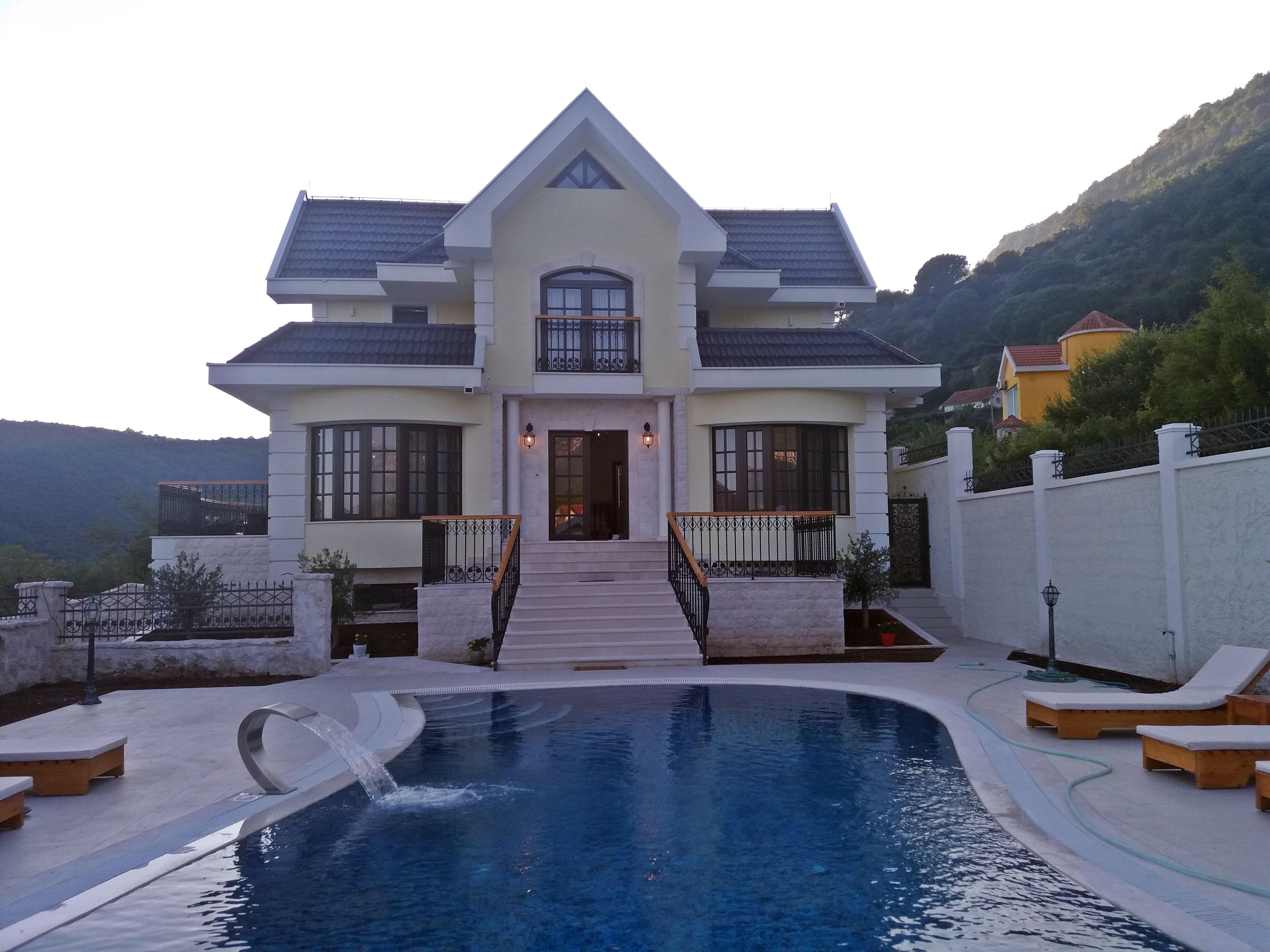 NewLine Montenegro - LUXURY villa with swimming pool - Vila Panorama