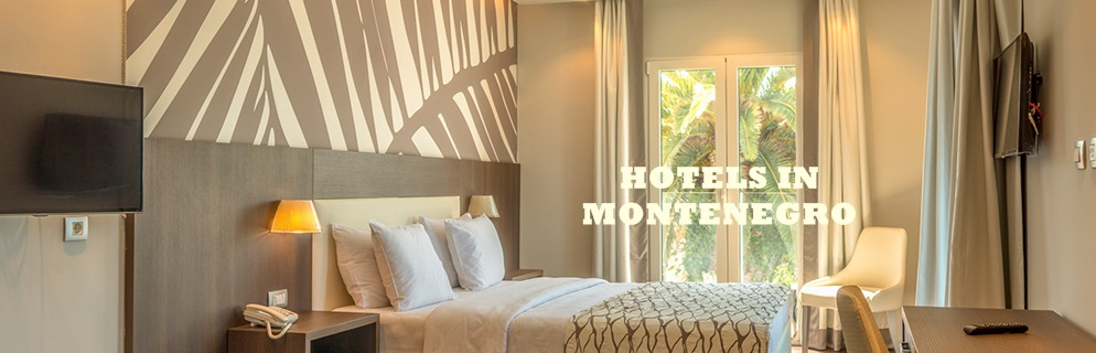 #HOTELI #CRNA GORA