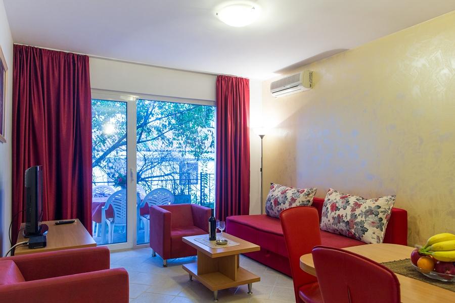 jednosobni apartmani
